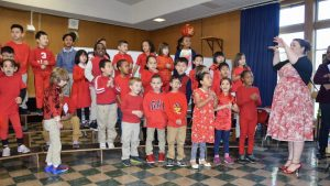 Chinese New Year Performance and Celebration