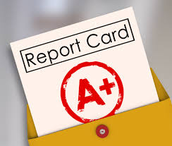 *** WCMS First Report Card ***