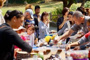 Welcome Picnic!